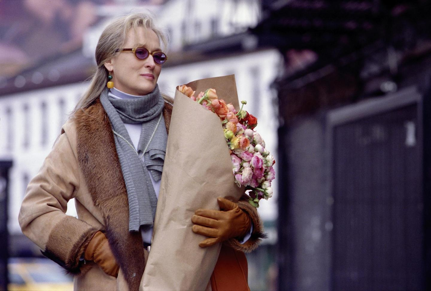 The Hours Meryl Streep